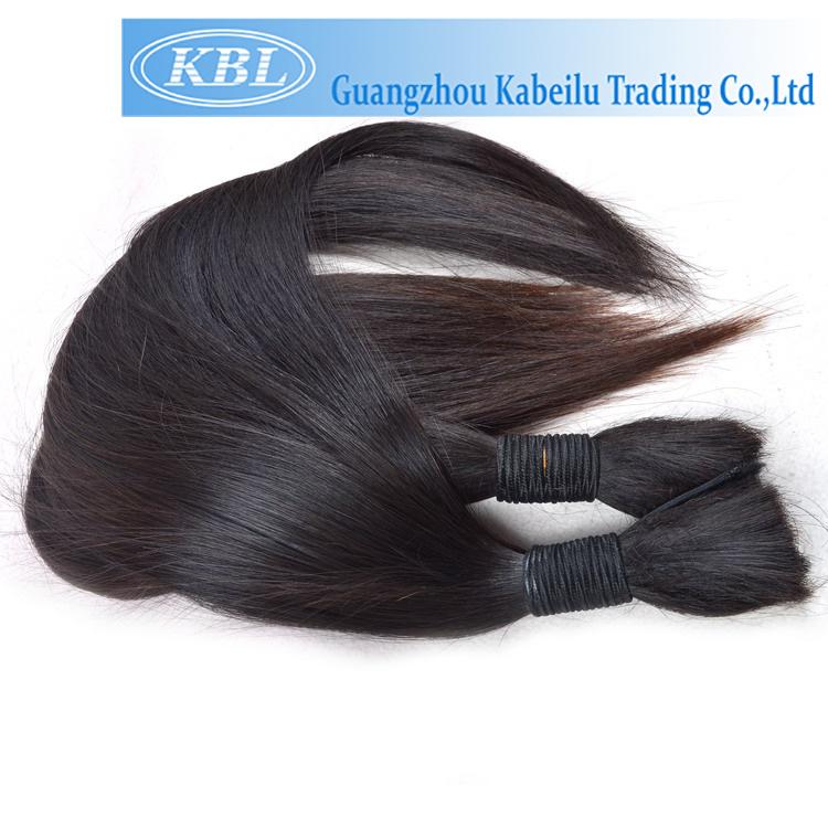 China Pretty Hair Weave Brazilian Bulk Hair China Human Hair