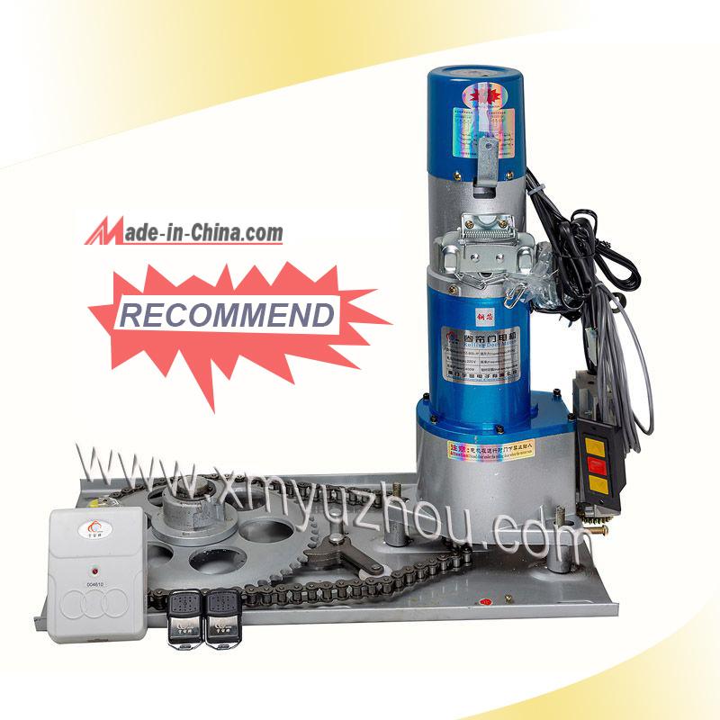 China Best Er 220v Electric Motors 300kg Roller Gate Shutter Door Motor With Gearbox Anti Theft