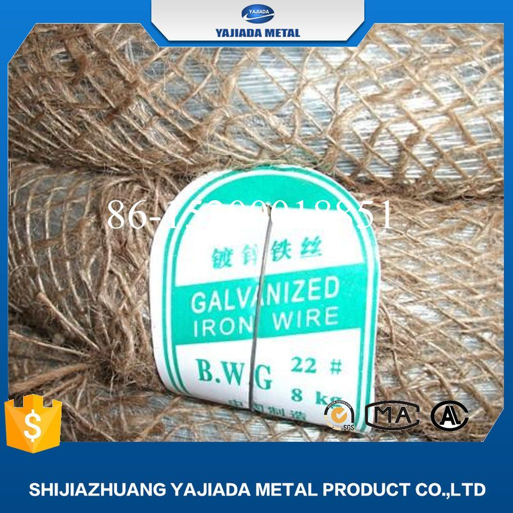 China Manufacturer in Stocks for 20 Gauge Gi Binding Wire - China ...