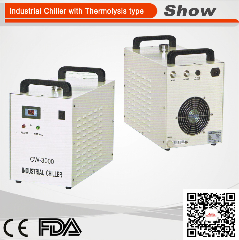 Industrial chillers: description, application, device and types 10