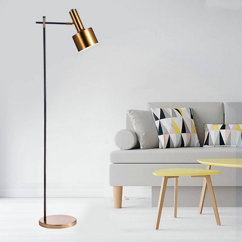China Whole Modern Led Gold Stand, Living Room Light Stand