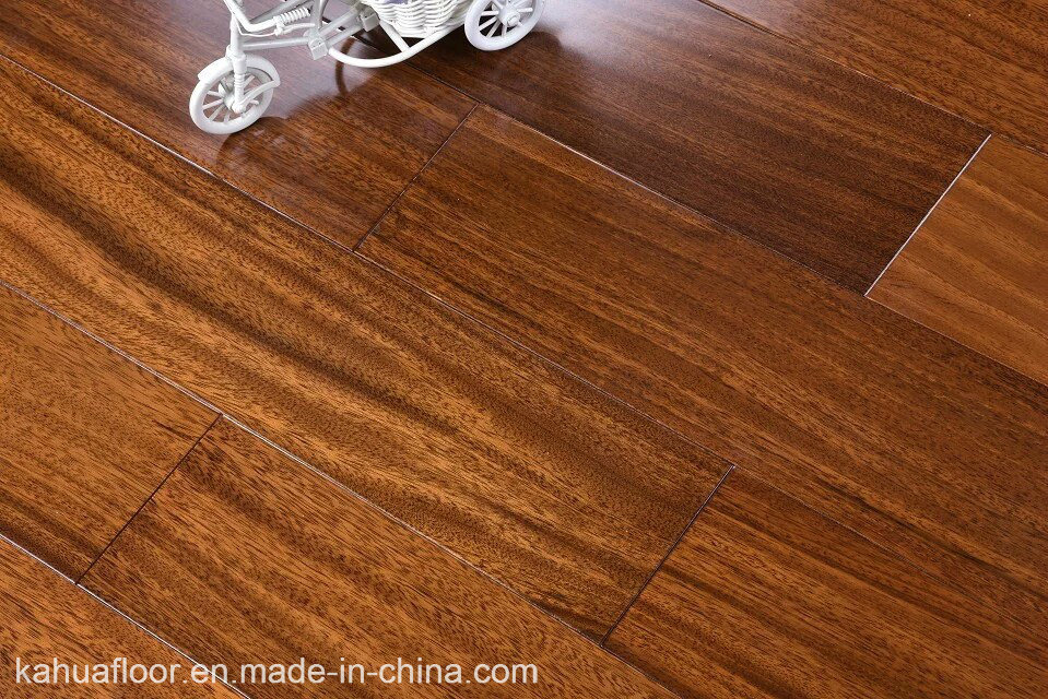 China Hot Ing Solid Wood Flooring With Iso Certification