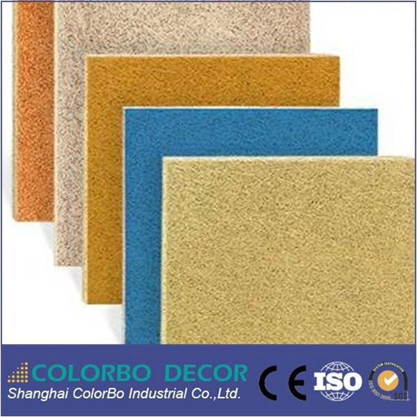 China Wood-Wool Texture Interior Decorative Wall Panels Photos ...