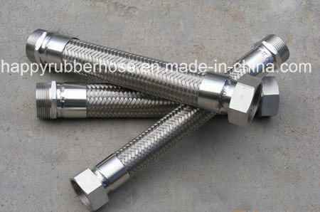 Ss Flex Metal Hose with Male Female Fittings & China Ss Flex Metal Hose with Male Female Fittings - China Flexible ...