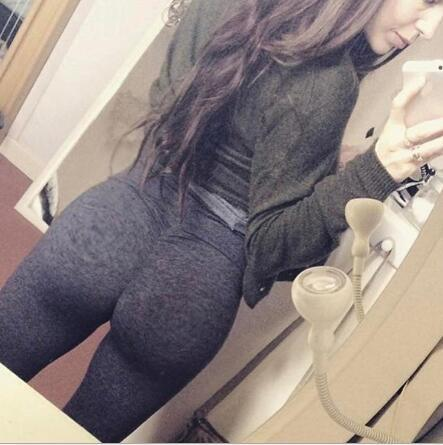 c4276a466cb0c8 China Pure Colored Skinny Stretch Fitness Yoga Pants Gym Sports ...
