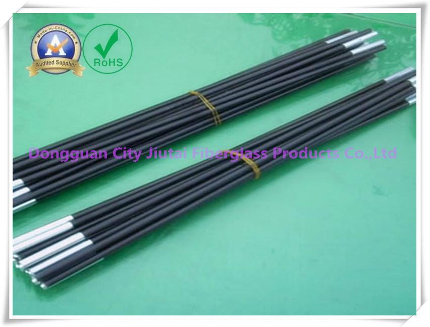 China Good Elasticity Fiberglass Rods for Tent Pole/Rods - China ...