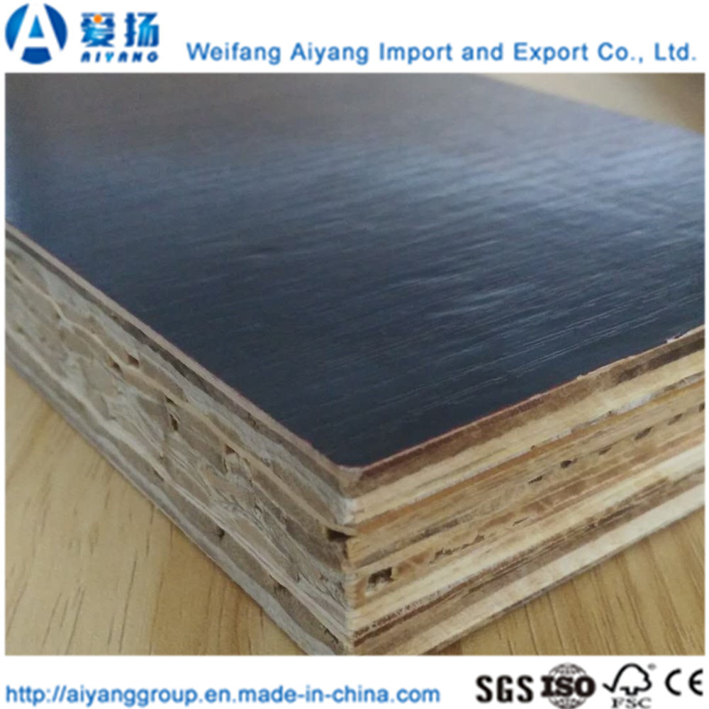 China High Strength 28mm Thickness Bamboo Container Flooring Plywood Floor Repairing