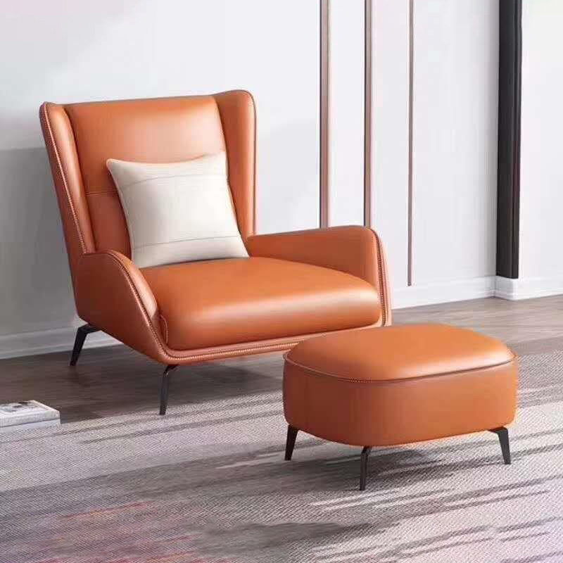 Modern Chinese Living Room Bedroom, Living Room Lounge Chair