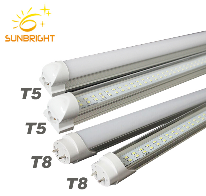 China Factory Multicolor T5 T8 Led Lighting Light