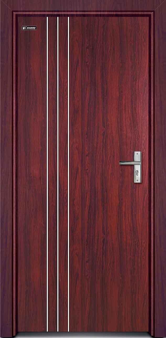 China PVC Interior Door (SN-10) - China Wood Door, Doors