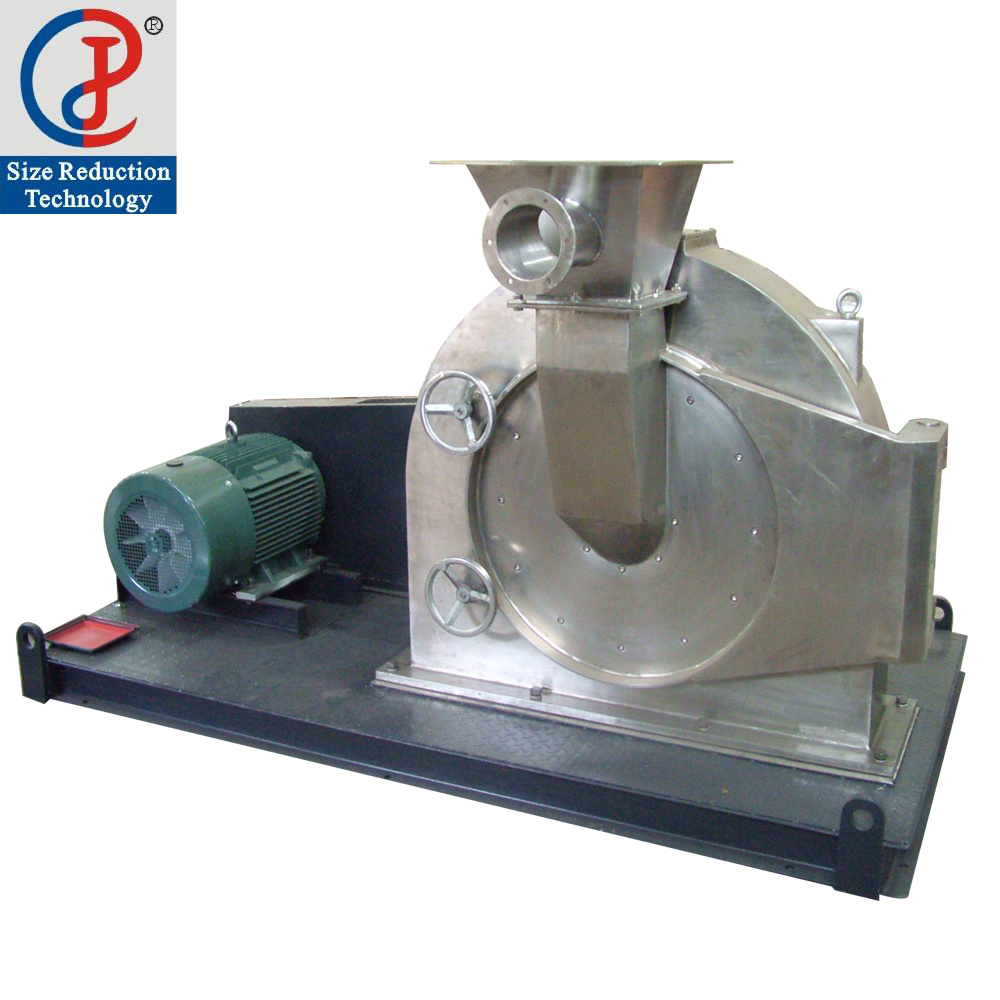 China Micro Pin Pulverizer Grinding Machine for Spice Pepper Salt