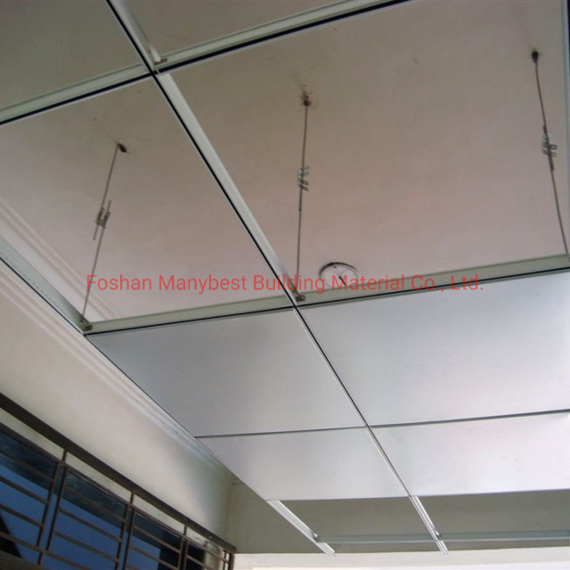 China Suspended Ceiling Rod Angle Tee