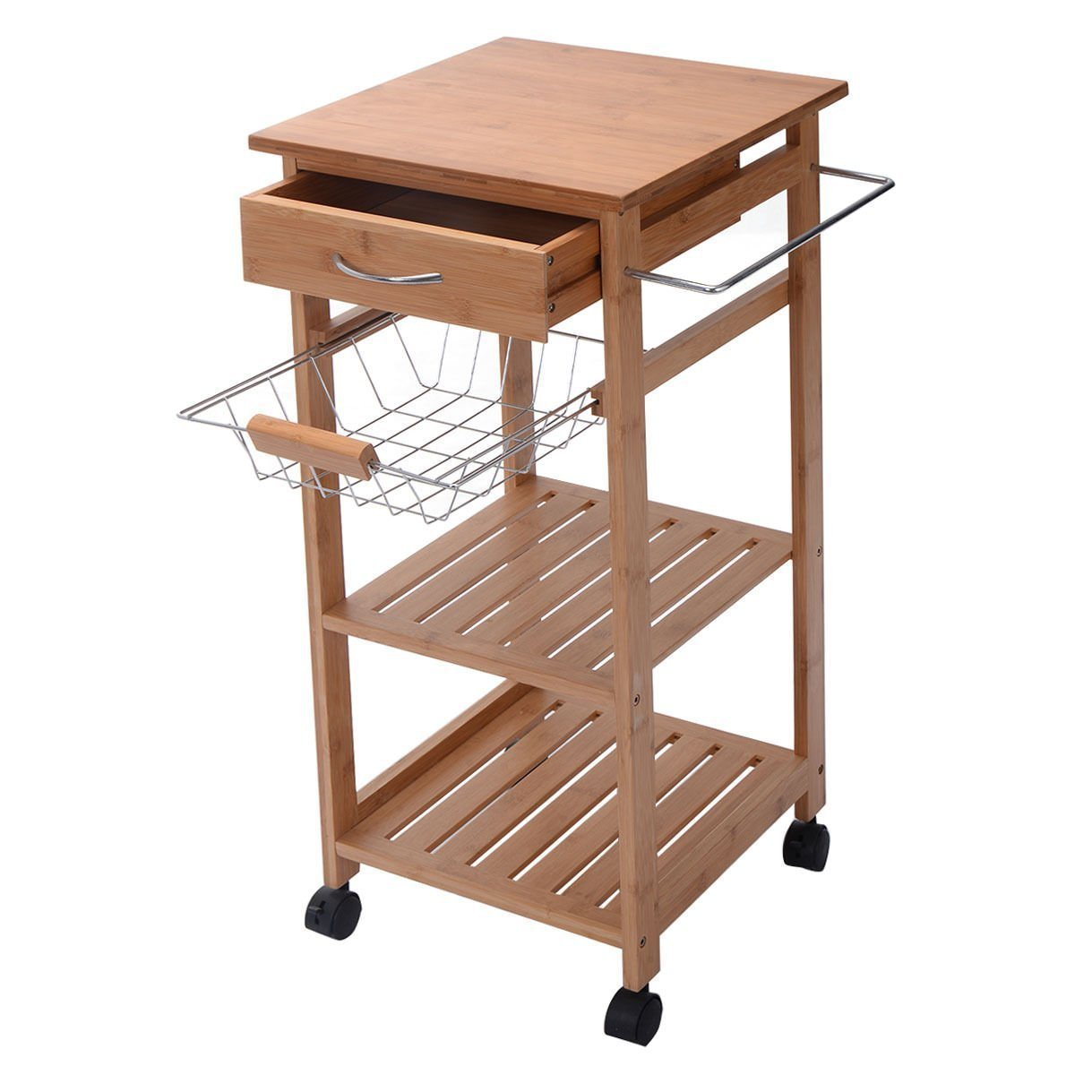 China Rolling Small Kitchen Utility Island Cart On Wheels With Drawers China Kitchen Cart Kitchen Island Cart