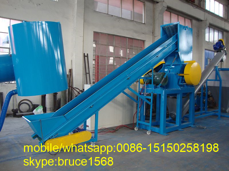 Waste Pet Bottle Recycling Machine Line