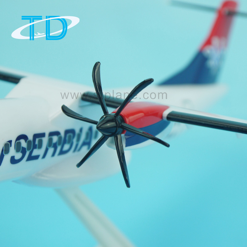 Air Sebia Atr72-500 27cm Scale Decorative Airplane Model pictures & photos