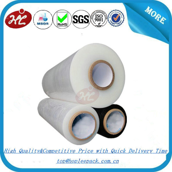 23 Micron Machine Wrap LLDPE Casting Stretch Film for Packing pictures & photos