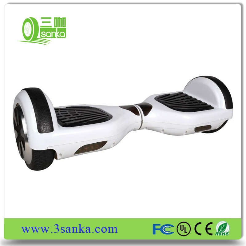 Custom Wholesale 6.5 Inch Smart 2 Wheel Hoverboard with Samsung Battery