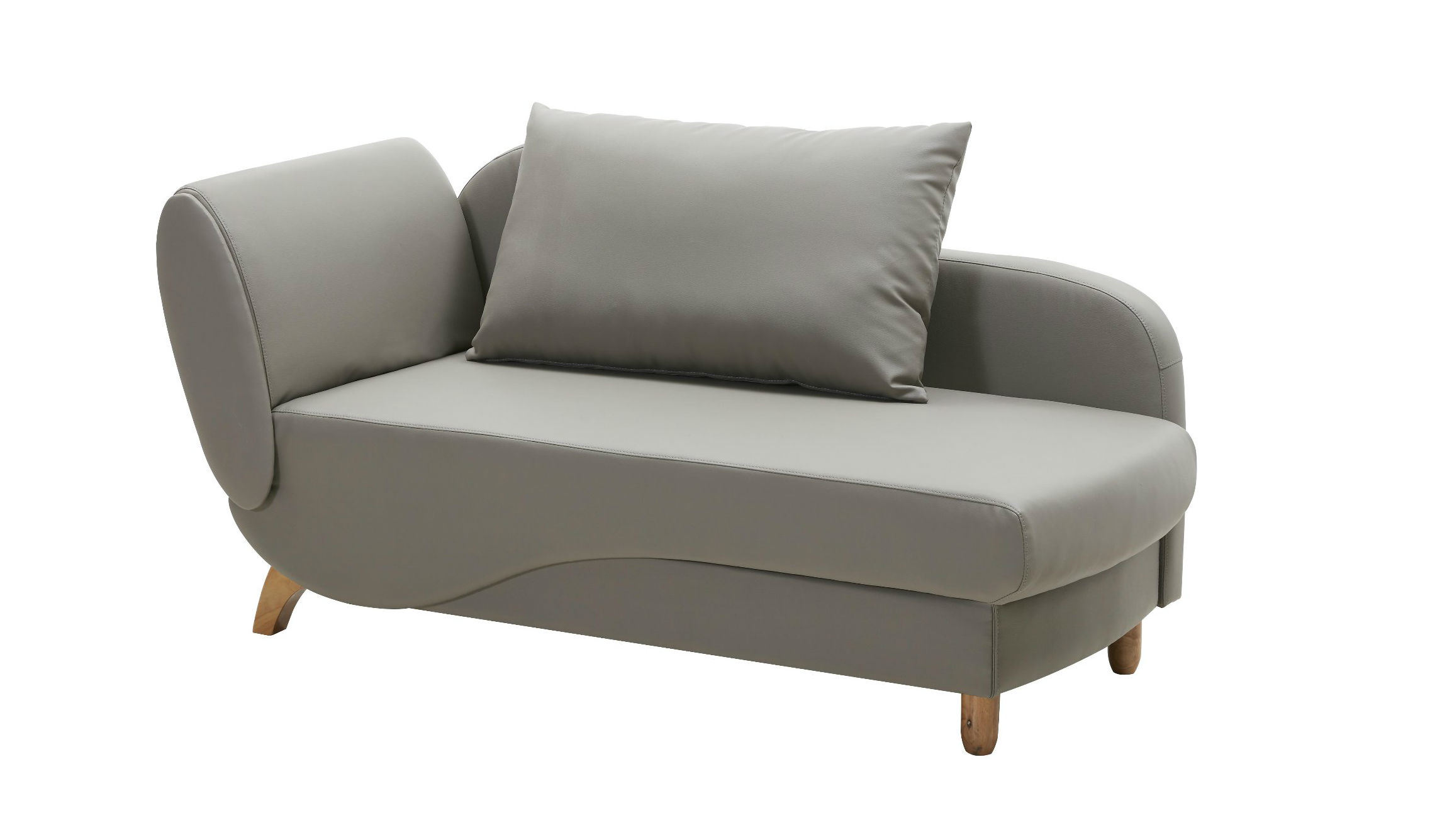 China Chaise Lounge Sofa Bed with Big Storage China Sofabed