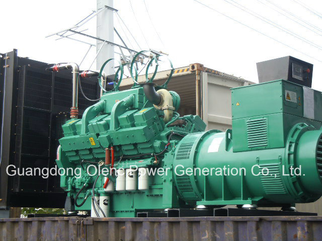 Cummins 800kw Hotel Used Diesel Generator Set with Two Year Warranty pictures & photos