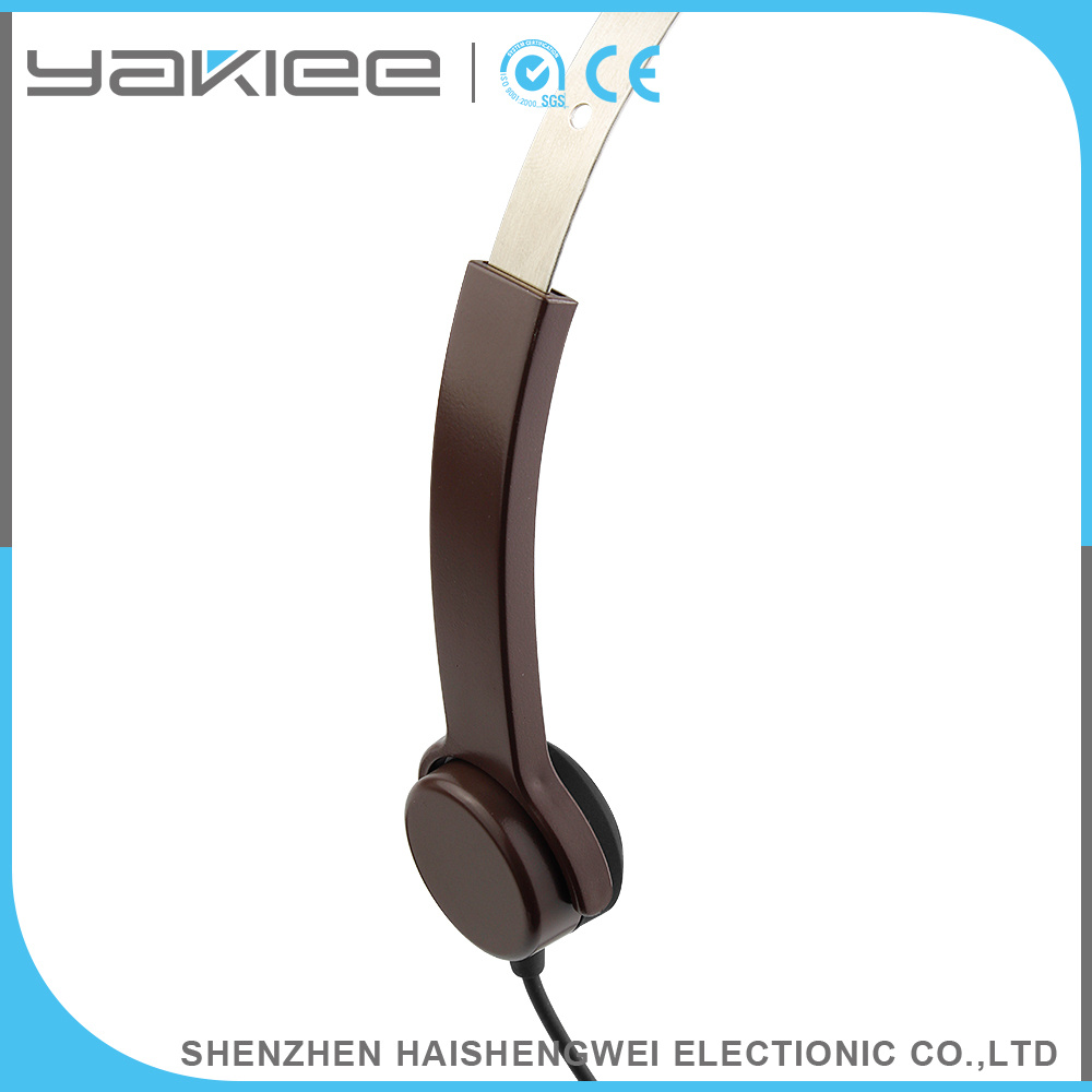3.7V 350mAh Customized Bone Conduction Hearing Aids Wired Headphone pictures & photos
