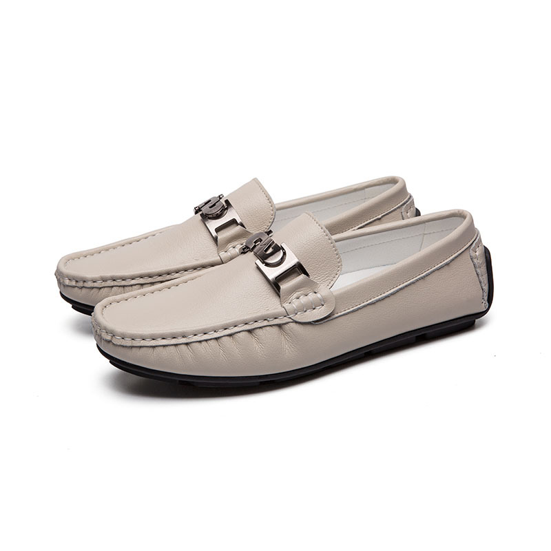 China Convenient Slip-on Formal Leather