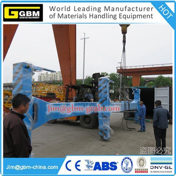 New I Type Semi-Automatic Container Spreader Container Lifting Spreader Manufacturer with ISO, Ce Standard