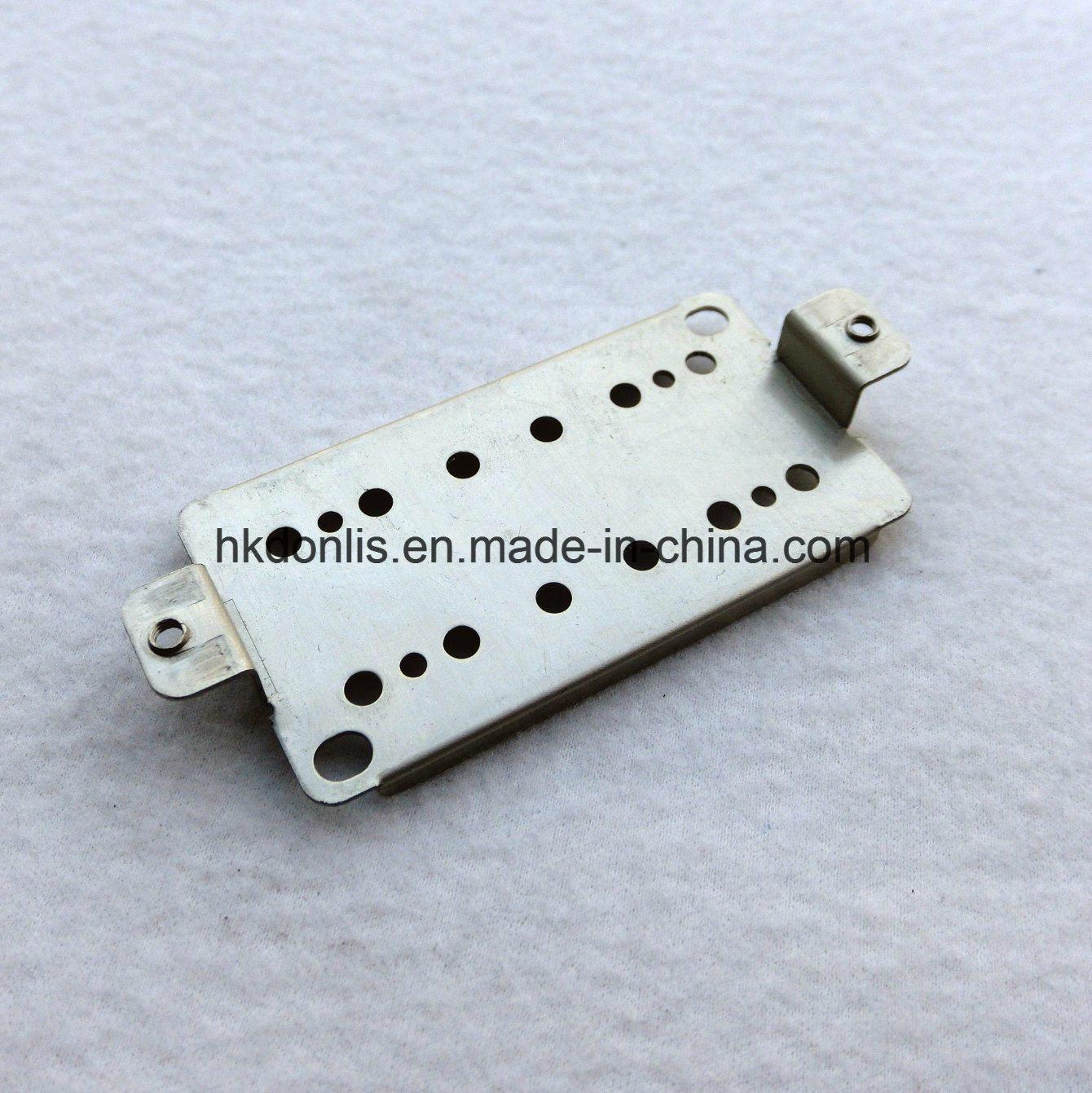 China Guitar Pickup Parts Nickel Silver Humbucker Pickup Baseplate ...