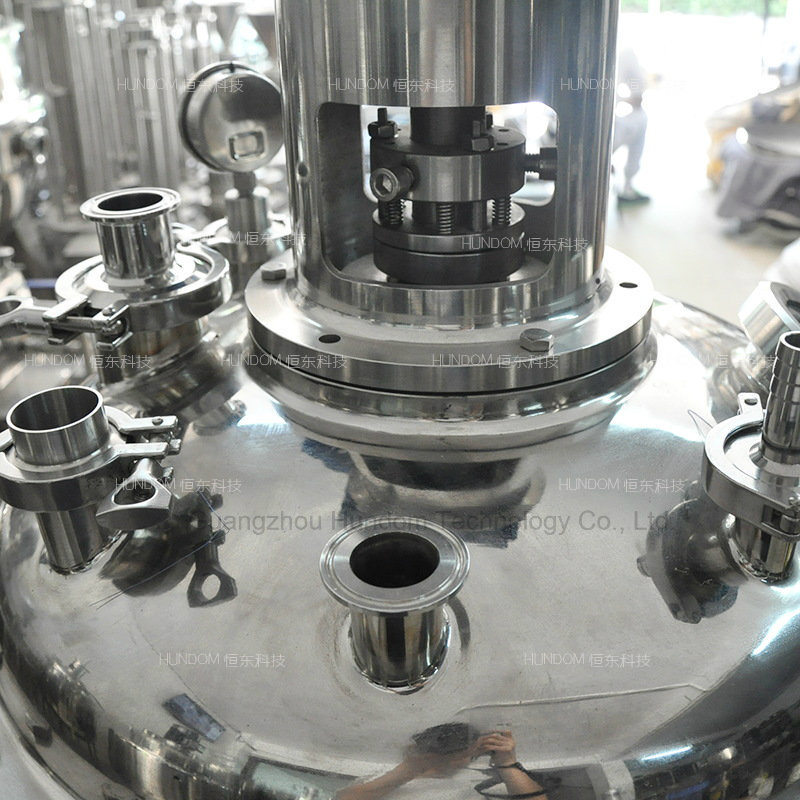 Stainless Steel Chemical Reactor/Pressure Reactor pictures & photos