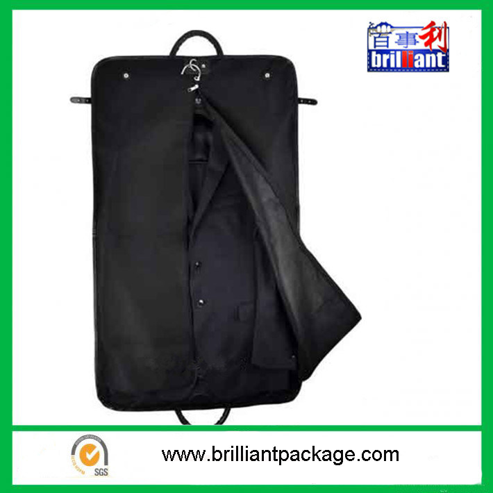 Wholesale Custom Folding Dustproof Cloth Garment Bag Suit Cover pictures & photos