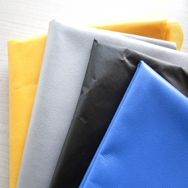 S. F Disposable Membrane PE Lamination Nonwoven Fabric for Protective Coverall pictures & photos