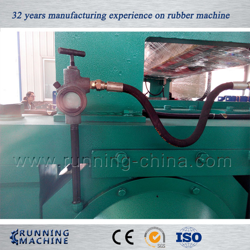 Two Roll Mixing Mill Machine for EPDM Production