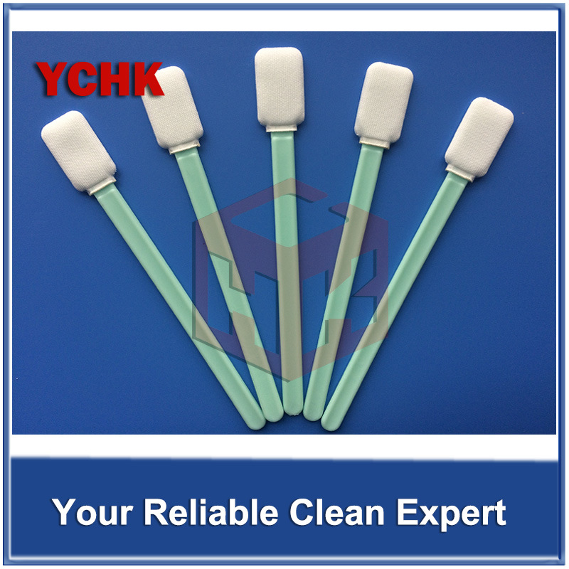 Industrial General Application Solvent Cleaning High Absorbent Foam Swab For Printer pictures & photos