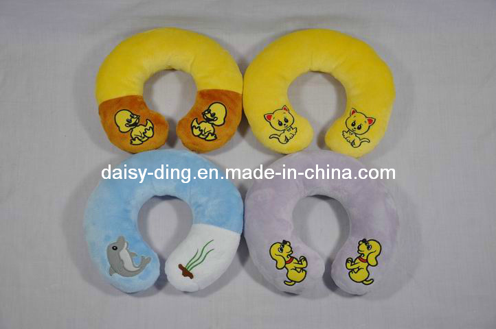Plush Neck Pillow with Soft Material
