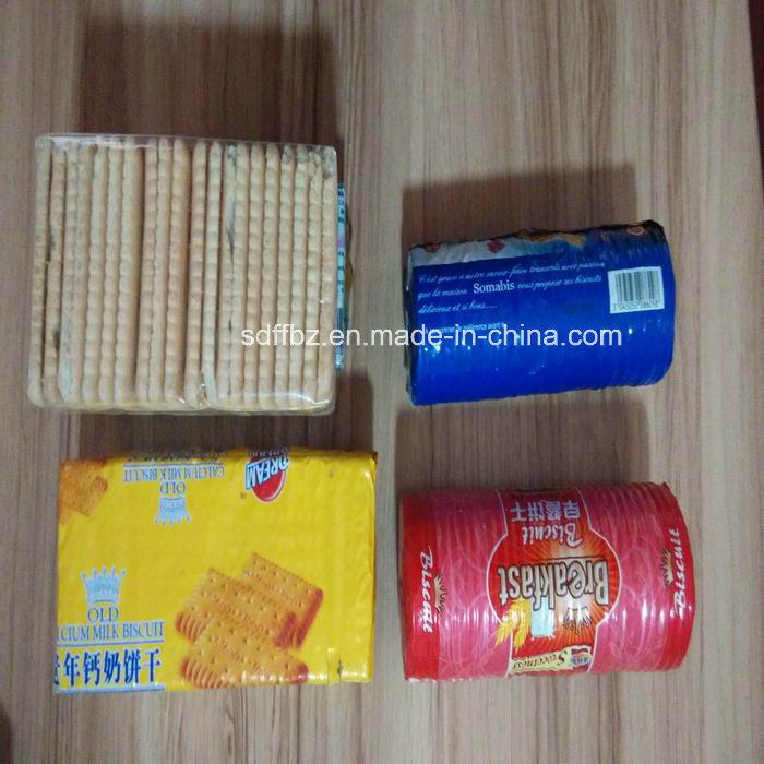 Fft-X Envelope Type Biscuit Tray-Free Packing Machine pictures & photos