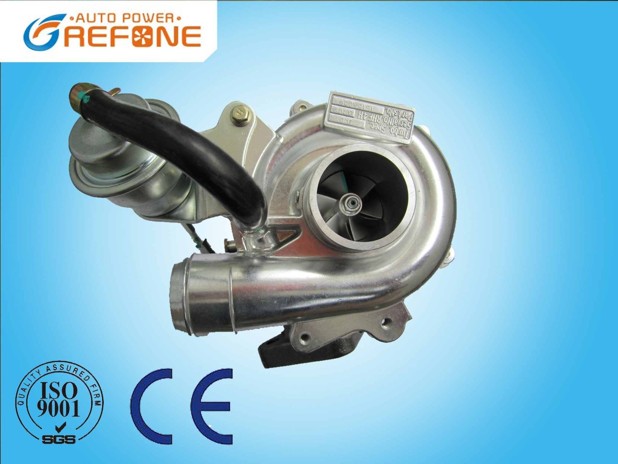 China Turbocharger Rhf4 Vb420088 Vt10 For Mitsubishi L200 Truck Turbine