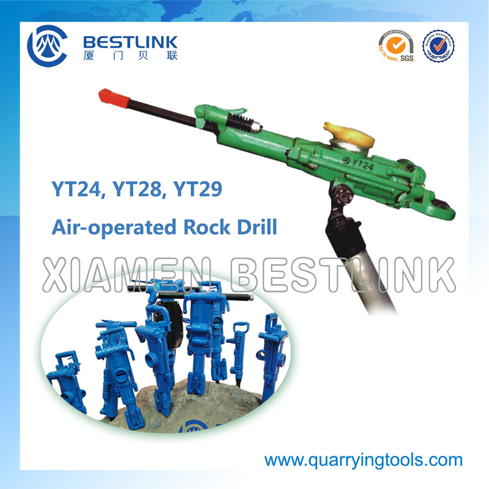 Sales Mining Pneumatic Hand Hammer Rock Drill pictures & photos
