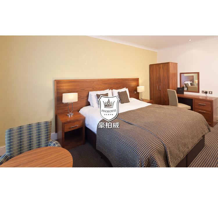 [Hot Item] Country Inn Bedroom Furniture Cherry Wood