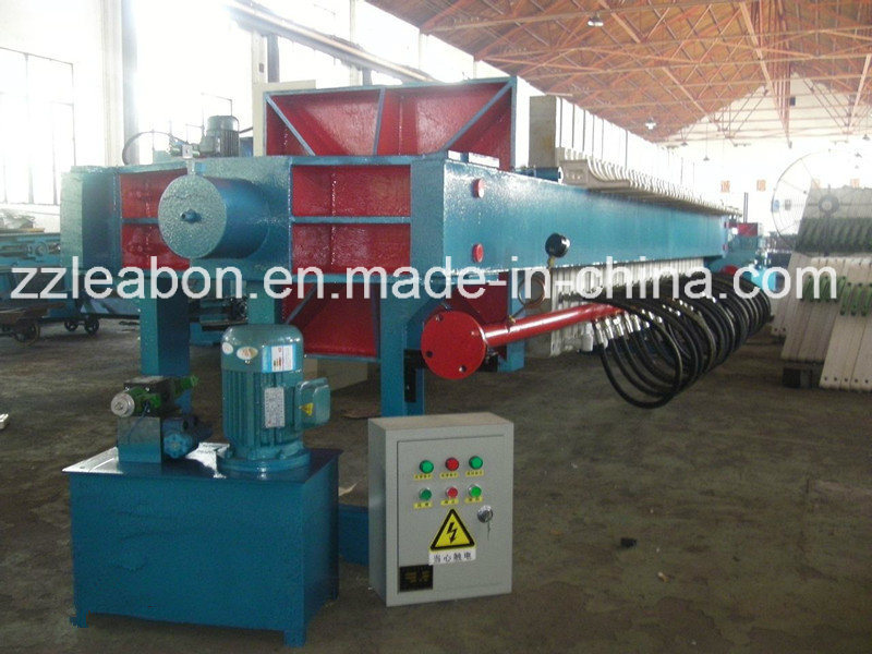 Best Selling Automatic Membrane Filter Press