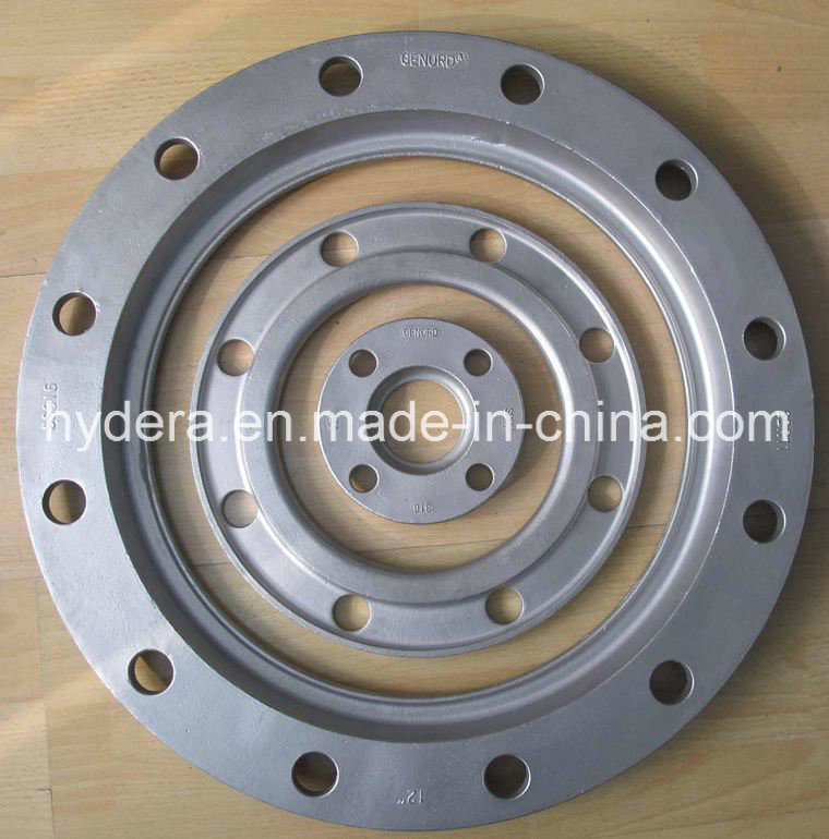 China Vortex Stainless Steel Back Up Flange China