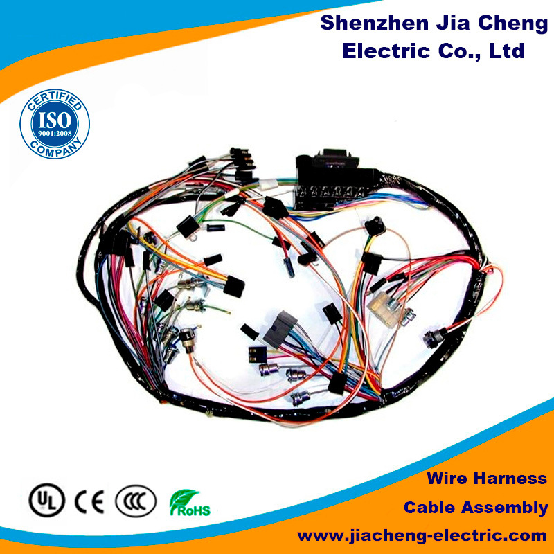[Hot Item] PVC Insulation Automobile Connector Wiring Harness on