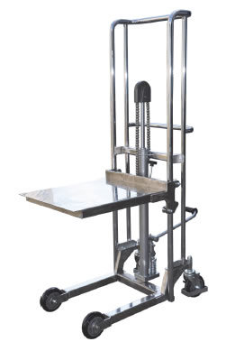Platform Stainless Stacker (PSS. A Series)