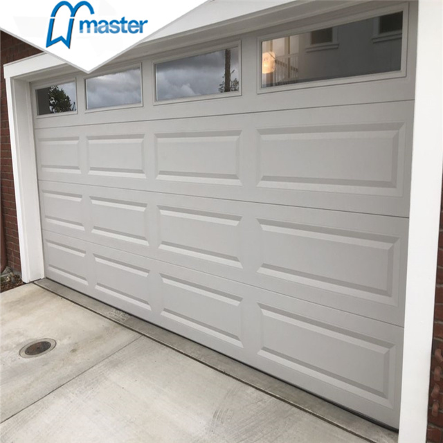 China 9x8 Automatic Insulated Steel, Can You Insulate A Metal Garage Door
