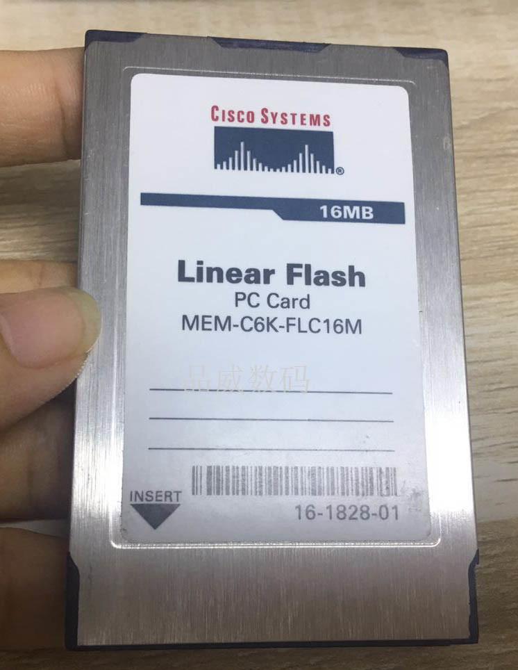 CISCO SYSTMS INTEL SERIES 2 16MBYTE MEMORY CARD