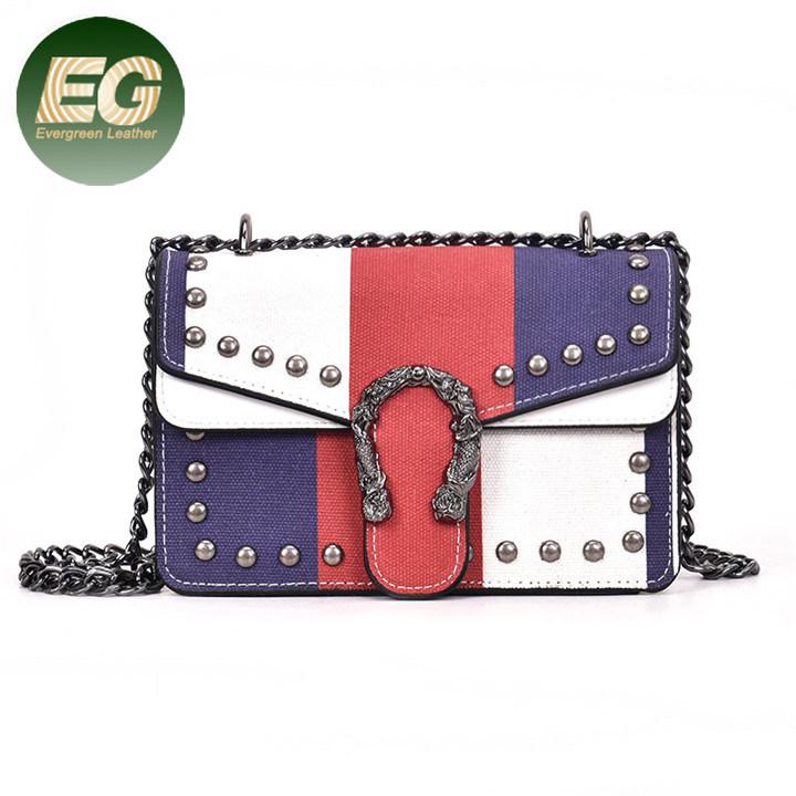 China Fashion Designer Handbags Famous