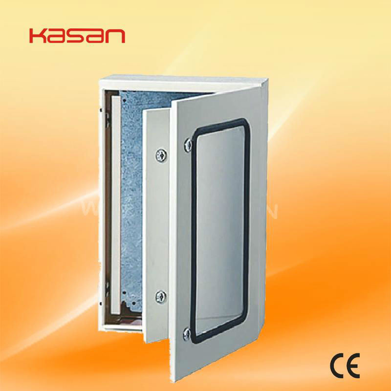 Plexiglass Door + Inner Door Distribution Box