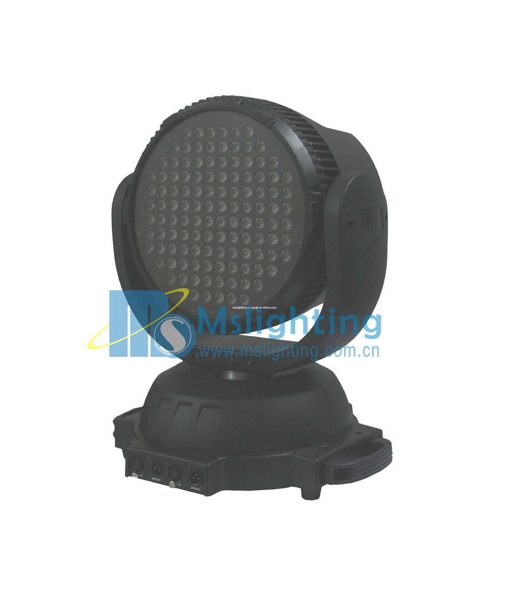 120*1W/3W/5W/3in1 Tricolor RGBW LED Moving Head Wash/LED Stage Light