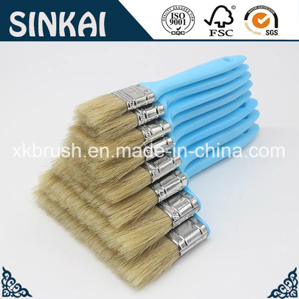 China Factory Price Paintbrush Painting with Plastic Handle - China ...