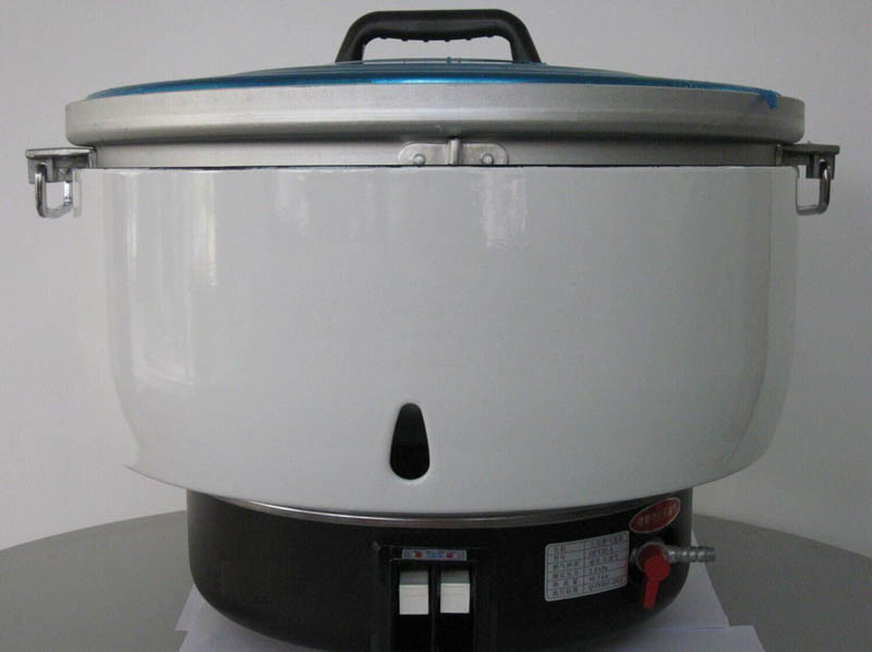 25L Big Size LPG Gas Rice Cooker for Africa Market