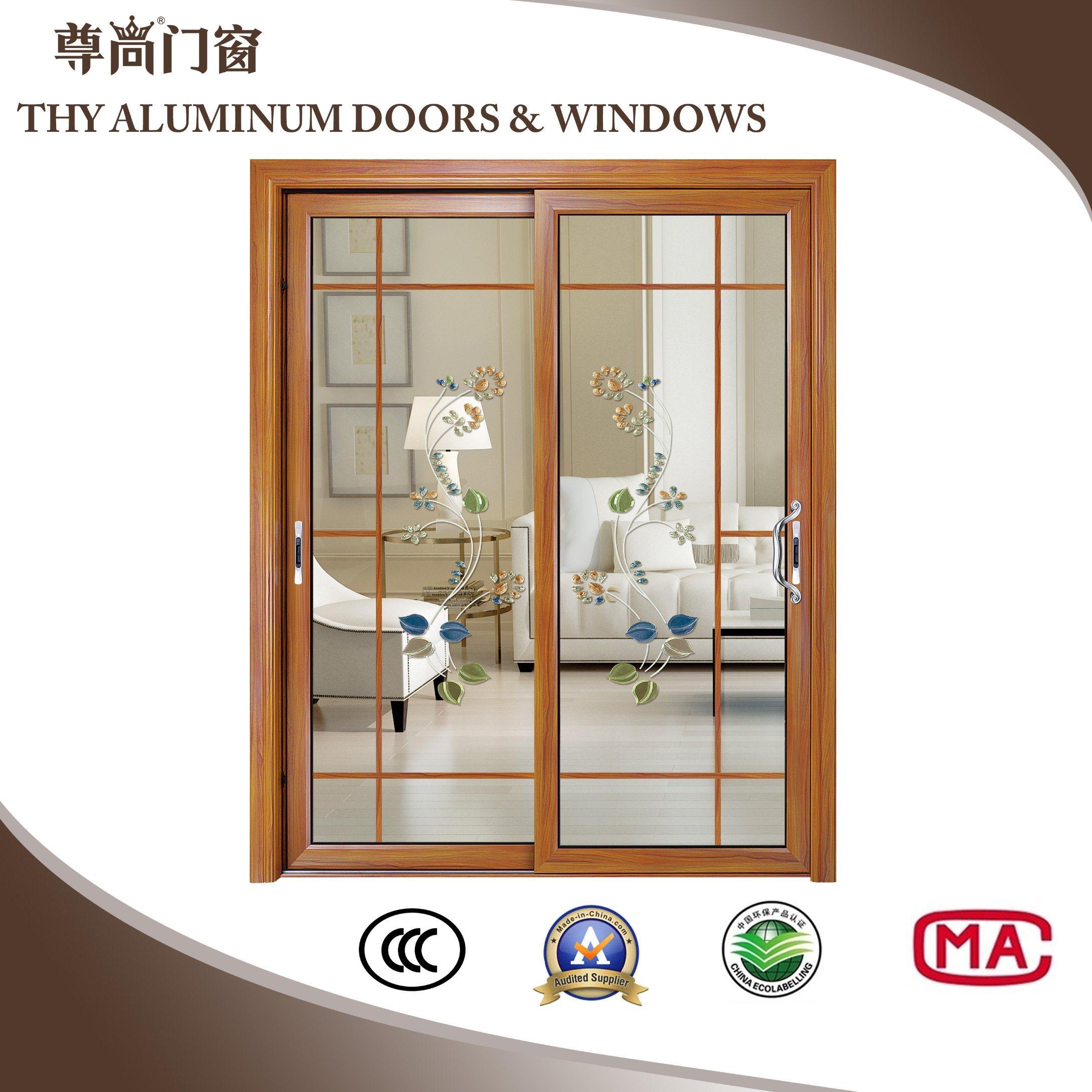 China Aluminum Sliding Door Profile Aluminum Door Manufacturer