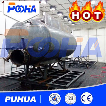 China Hot Sale Sand Blasting Room/ Sand Blasting Booth/Sand